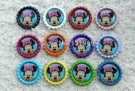 hair bow center aliexpress buy wholesale 60pcs 1 25mm mickey mouse