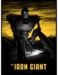 the iron giant the iron giant archives home of the alternative movie poster amp