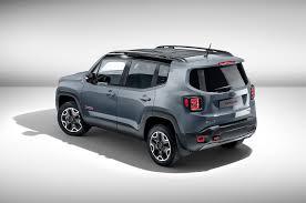 jeep renegade grey mopar tuned jeep cherokee wrangler and renegade debut in