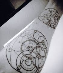 tattoo ideas for engineers 50 mechanic tattoos for men masculine robotic overhauls