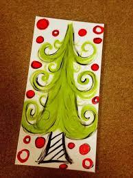 christmas painting on canvas ideas gorgeous u003cb u003ediy painting ideas