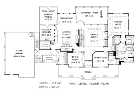 stock floor plans candler park house plans floor plans architectural drawings