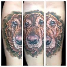terrier tattoo carson ellen independence tattoo