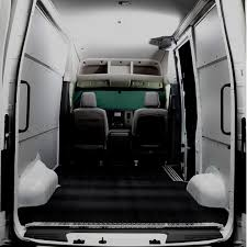 nissan nv2500 high roof legend fleet solutions insulated duratherm liner kit for nissan nv