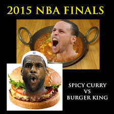 Curry Memes - memes to ponder lebron james vs stephen curry 2015 nba finals
