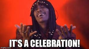 Celebration Meme - rick james imgflip