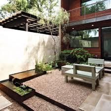 austin japanese courtyard landscape contemporary with zen garden