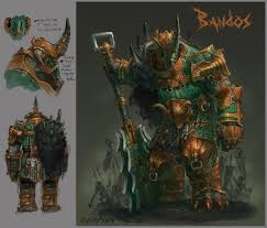 is there a cosmetic of the god bandos armor if not would