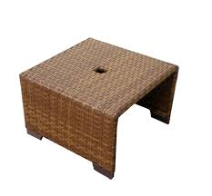 Small Outdoor Table With Umbrella Hole by Small Patio Table Tags Fabulous Square Outdoor Coffee Table