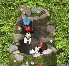 Garden Decor Accessories Disney Garden Decor Uk Home Inspirations