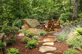 gardens for living award wining asheville landscaping