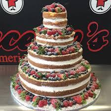 wedding cake no fondant francesco s bakery francescosbakery instagram photos