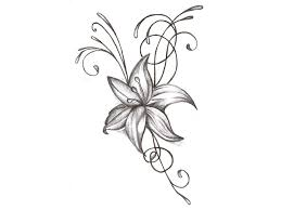 cool designs to draw for flowers mehndi drawing flower motif 1