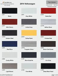 paint colors for vw beetle ideas thesamba com vw archives 1958
