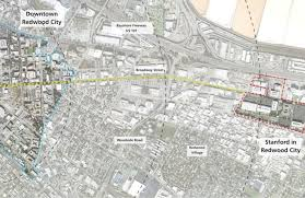 stanford redwood city site plan redwood city