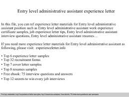 administrative assistant cover letter samples lukex co