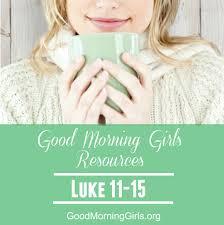 good morning girls archives women living well