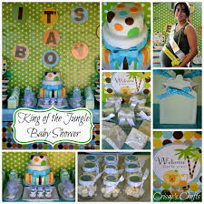 baby shower theme for boy jungle baby shower themes for boys decorating of party