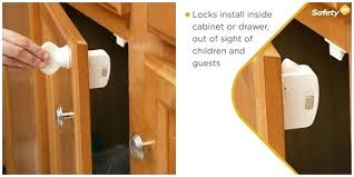 Child Safety Locks For Kitchen Cabinets Magnetic Locks For Cabinet Doors U2013 Teslafile Co