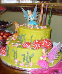 my parties flower fairy party