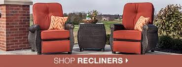 Reclining Patio Chairs La Z Boy Outdoor Patio Furniture Sets Recliners Sofas Comfort U0026 Style