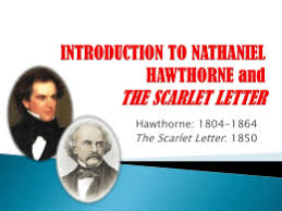 a the scarlet letter
