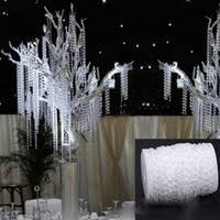 Manzanita Tree Centerpieces Cheap Crystal Wedding Trees Centerpieces Free Shipping Crystal