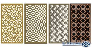 perforated metal wall panels decorative pressed metal panels for