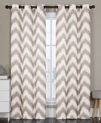 Thermal Panel Curtains Vcny Sylvia Blackout Window Curtains Grommet Thermal 2 Panel Set