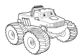 kids cars coloring page free download