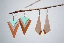 eco friendly earrings 9 tutorials to make your own eco friendly jewellery