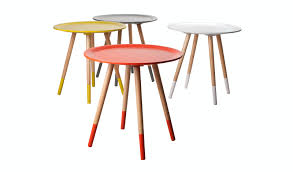design beistelltische design beistelltisch two tone zuiver ø 48 cm