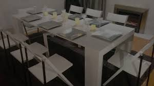 dining room tables that seat 12 or more space saving tables extending dining u0026 occasional tables