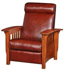 mission style leather sofa the contemporary high leg recliner chairs property remodel full size