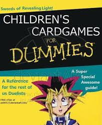 children u0027s card games for dummies x for dummies know your meme