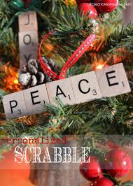 personalized scrabble ornaments a night owl blog