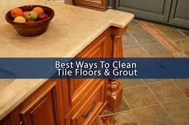 best ways to clean tile floors grout abm custom homes