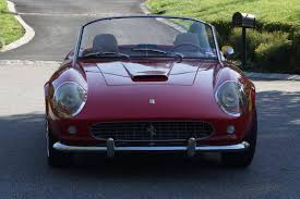 purple ferrari 1960 ferrari 250gt for sale 2004612 hemmings motor news