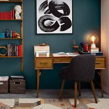 west elm mid century mini desk nice mid century desk acorn west elm greenvirals style