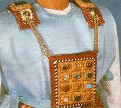 12 stones of ephod breastplate ephod breastplate robe 3 unique vestments