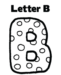 coloring pages letter b coloring pages arabic alphabet coloring