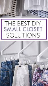 Closet Solutions The Best Diy Closet Solutions A Little Craft In Your Day