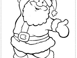 21 santa claus coloring pages online free lion with santa