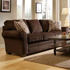 Broyhill Living Room Furniture by Furniture Rustic Coffee Table With Beige Broyhill Sofas And