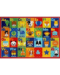 Classroom Rugs On Sale Holiday Savings On Smithsonian Rug Abc Alphabet Learning Carpets