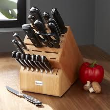 nesting kitchen knives wüsthof classic 20 knife block set in knife sets reviews