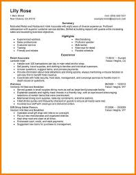 resume example retail retail executive resume sample retail