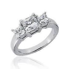 Wedding Rings Princess Cut by About The Princess Cut General Information