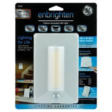 battery operated motion activated light general electric enbrighten led battery operated motion sensing
