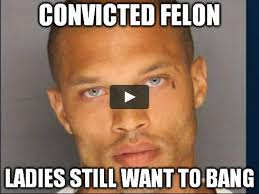 Attractive Convict Meme - jeremy meeks mugshot memes on vimeo